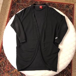 Nike fleece cardigan